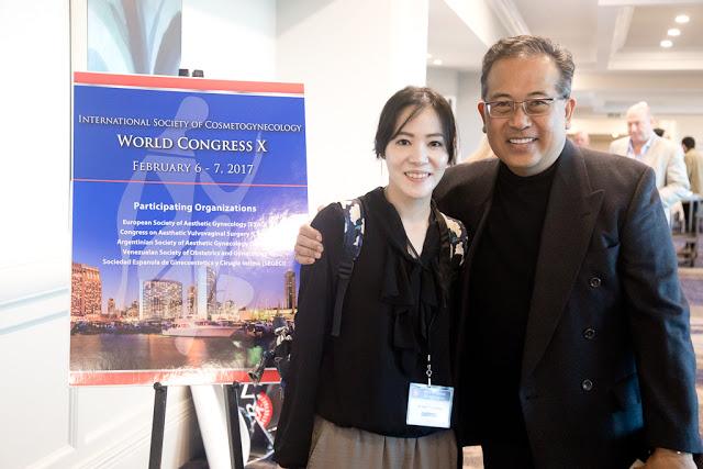 國際私密處美型醫學大會(ISCG)分享