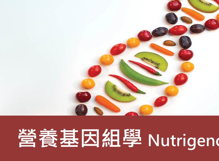 飲食與基因表現的關係:淺談營養基因組學