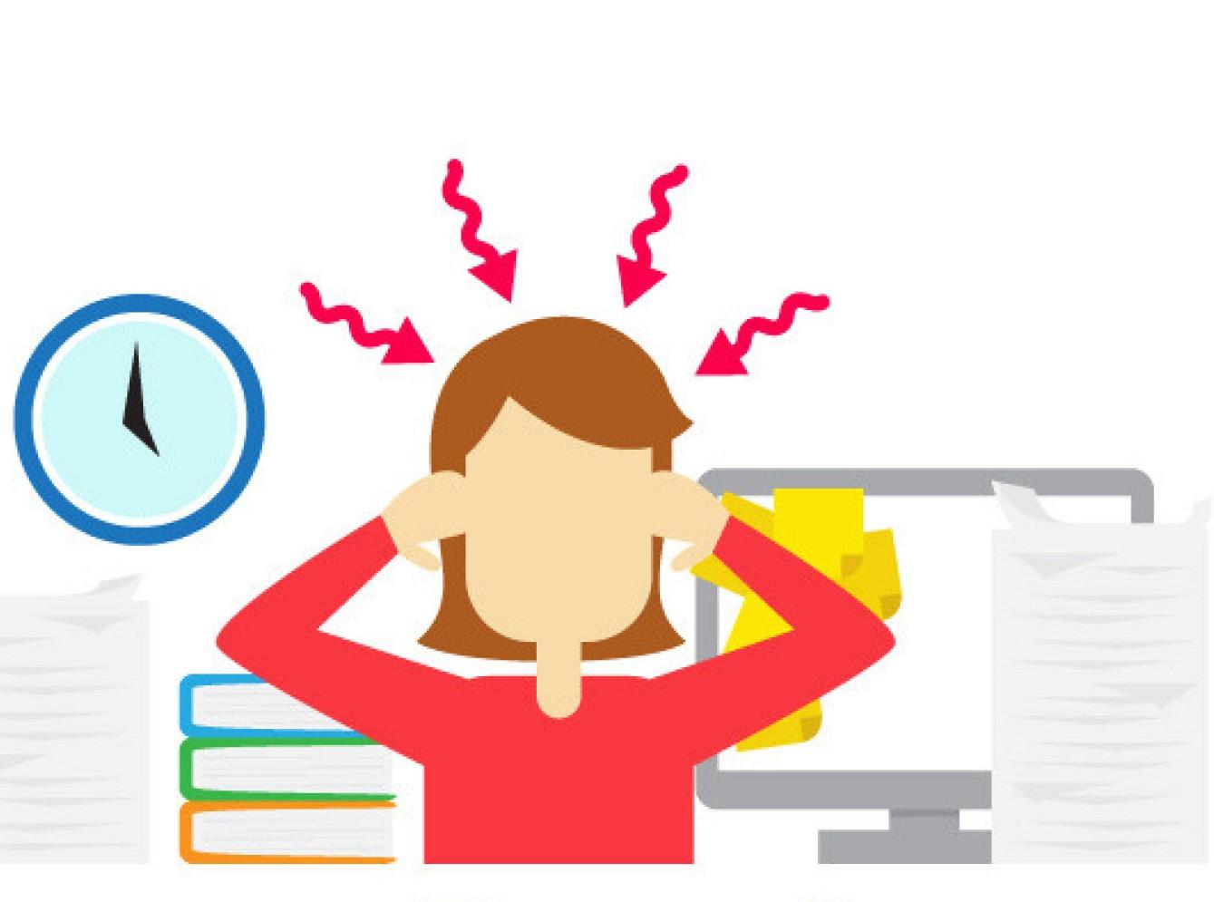 Read more about the article 覺察12種壓力來源,有效調適健康身與心