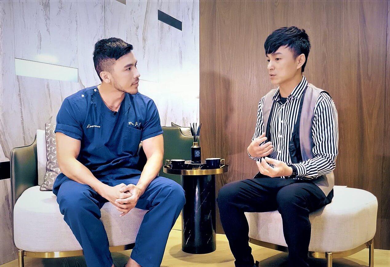狄志為:來來來! 志為健康教室來了!